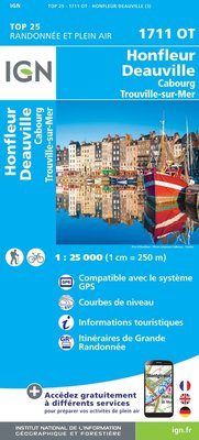 IGN - 1711OT Deauville - Trouville