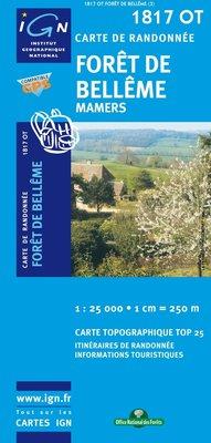 IGN - 1817OT Forêt de Bellême - Mamers
