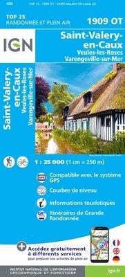 IGN - 1909OT St-Valery-en-Caux