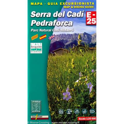 Alpina - 028 Serra del Cadí - Pedraforca