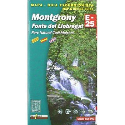Alpina - 120 Montgrony - Fonts del Llobregat