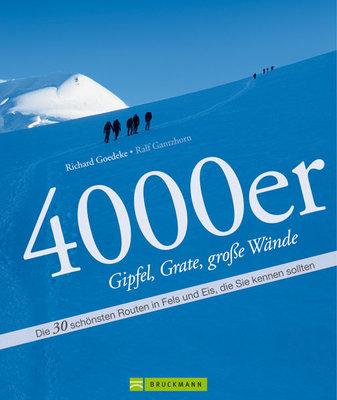 Bruckmann - 4000er - Gipfel, Grate, grosse Wande