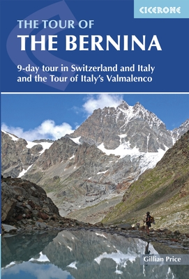 Cicerone - The Tour of the Bernina