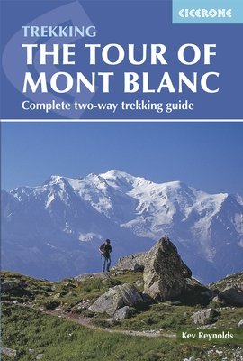 Cicerone - Tour of Mont Blanc