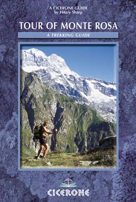 Cicerone - Tour of Monte Rosa