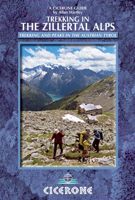 Cicerone - Trekking in the Zillertal Alps