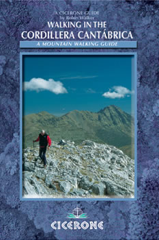 Cicerone - Walking in the Cordillera Cantabrica