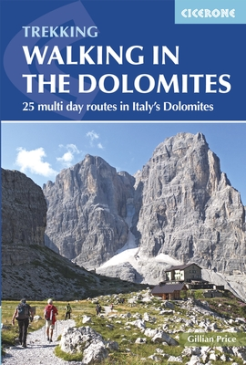 Cicerone - Walking in the Dolomites