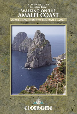 Cicerone - Walking on the Amalfi Coast