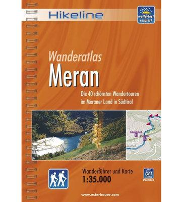 Hikeline - Wanderatlas Meran