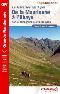 FFRP - 531 - De la Maurienne a l'Ubaye
