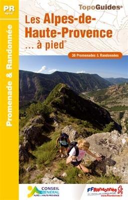 FFRP - D004 - Les Alpes-de-Haute-Provence