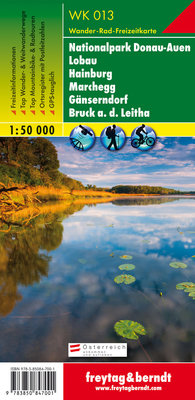 F&B - WK 013 Nationalpark Donau-Auen-Lobau-Hainburg-Marchegg-Günserndorf-Bruck a.d. Leitha