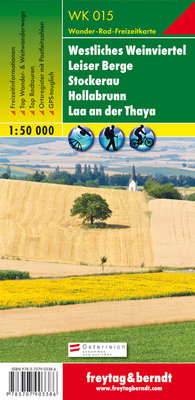 F&B - WK 015 Westliches Weinviertel-Leiser Berge-Stockerau-Hollabrunn-Laa a.d. Thaya