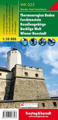 F&B - WK 023 Rosaliengebirge-Hohe Wand-Forchtenstein-Thermenregion-Wiener Neustadt