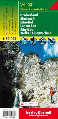 F&B - WK 031 Ötscherland-Mariazell-Erlauftal-Lunzer See-Scheibbs-Melker Alpenvorland