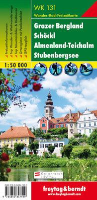 F&B - WK 131 Grazer Bergland-Schöckl-Teichalm-Stubenbergsee