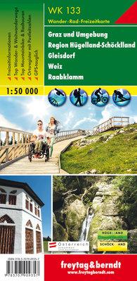F&B - WK 133 Graz und Umgebung-Raabklamm-Gleisdorf-Lannach-Stübing
