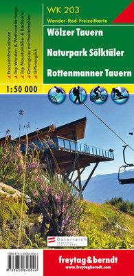 F&B - WK 203 Wölzer Tauern-Sölktal-Rottenmanner Tauern