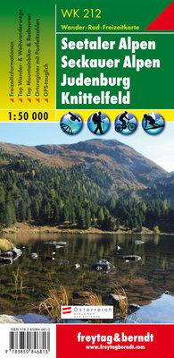 F&B - WK 212 Seetaler Alpen-Seckauer Alpen-Judenburg-Knittelfeld