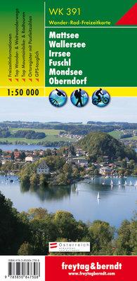 F&B - WK 391 Mattsee-Wallersee-Irrsee-Fuschl-Mondsee-Oberndorf