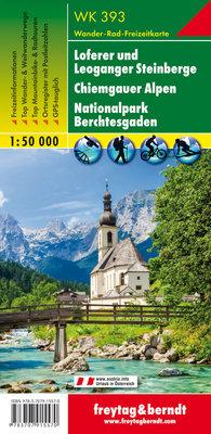F&B - WK 393 Loferer und Leoganger Steinberge