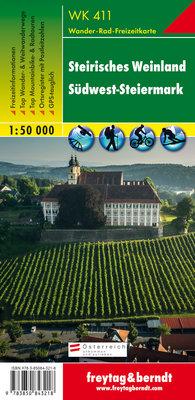 F&B - WK 411 Steirisches Weinland-Südwest-Steiermark