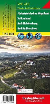 F&B - WK 412 Südsteirisches Hügelland-Vulkanland-Bad Gleichenberg-Bad Radkersburg