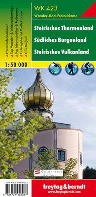 F&B - WK 423 Steirisches Thermenland - Südliches Burgenland