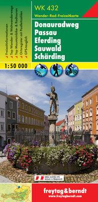 F&B - WK 432 Donauradweg Passau-Eferding-Sauwald-Schärding