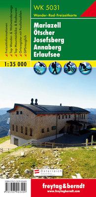 F&B - WK 5031 Mariazell-Ötscher-Josefsberg-Annaberg-Erlaufsee