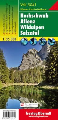 F&B - WK 5041 Hochschwab-Aflenz-Wildalpen-Salzatal