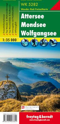 F&B - WK 5282 Attersee-Mondsee-Wolfgangsee