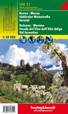 F&B - WKS 1 Bozen - Meran - Südtiroler Weinstraße - Sarntal