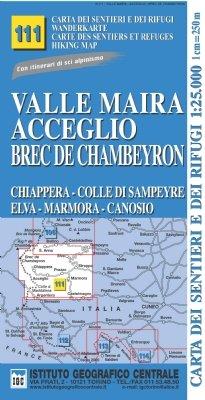 IGC - 111 Valle Maira - Acceglio
