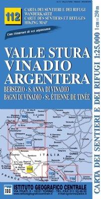 IGC - 112 Valle Stura - Vinadio - Argentera