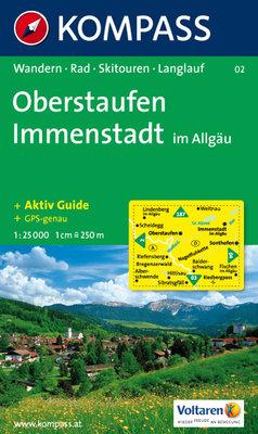 Kompass - WK 02 Oberstaufen - Immenstadt
