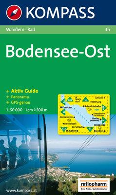 Kompass - WK 1b Bodensee Ost