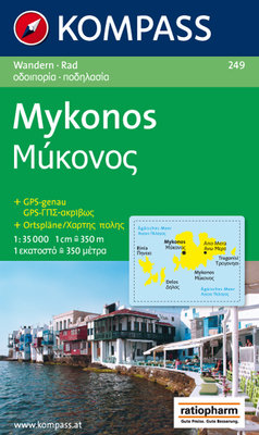 Kompass - WK 249 Mykonos