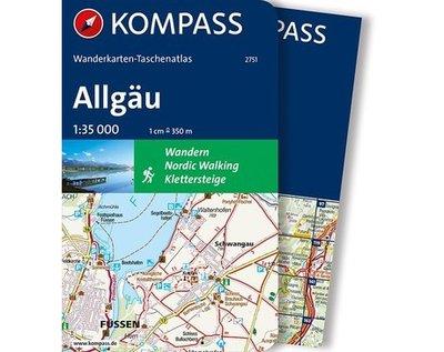 Kompass - WK 2751 Allgau