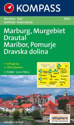 Kompass - WK 2802 Marburg - Murgebiet - Drautal