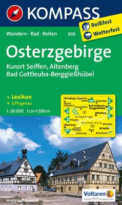 Kompass - WK 808 Osterzgebirge
