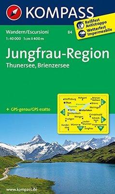 Kompass - WK 84 Jungfrau-Region