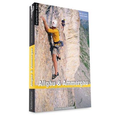 Panico - Alpinkletterführer Allgau & Ammergau