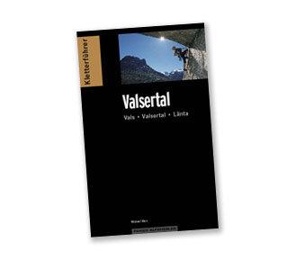Panico - Kletterführer Valsertal