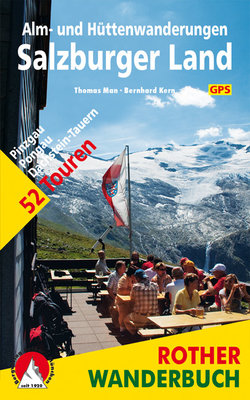 Rother - Alm- und Hüttenwanderungen Salzburger Land wb