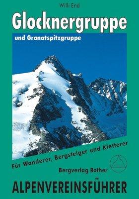 Rother - Alpenvereinsführer Glockner- und Granatspitzgruppe