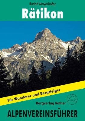 Rother - Alpenvereinsführer Rätikon alpin