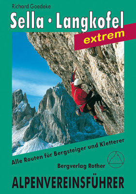 Rother - Alpenvereinsführer Sella - Langkofel extrem