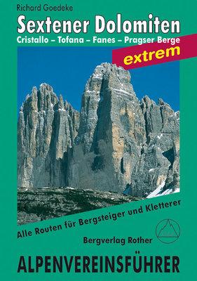 Rother - Alpenvereinsführer Sextener Dolomiten extrem